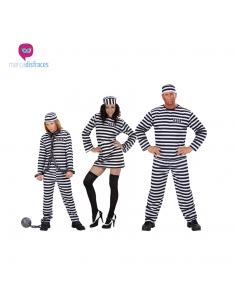 Disfraces grupos presos baratos Tienda de disfraces online - venta disfraces