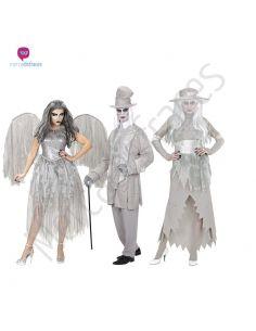 Disfraces grupos Fantasmas grises Tienda de disfraces online - venta disfraces