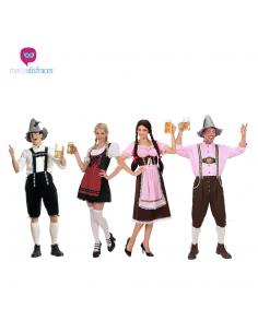 Disfraces grupos Tiroleses Tienda de disfraces online - venta disfraces