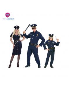 Disfraces grupos Policias Tienda de disfraces online - venta disfraces