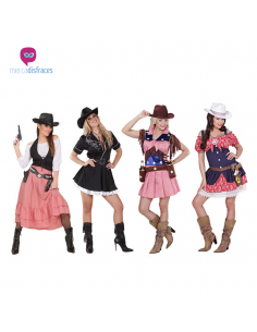 Disfraces grupos Cowgirls