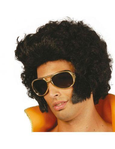Peluca Elvis Tienda de disfraces online - venta disfraces