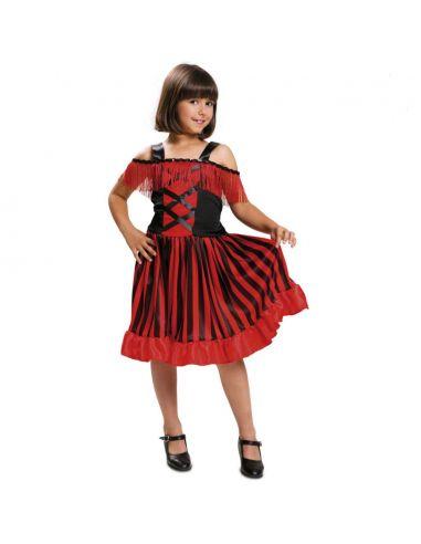 Disfraz Can Can para niña Tienda de disfraces online - venta disfraces