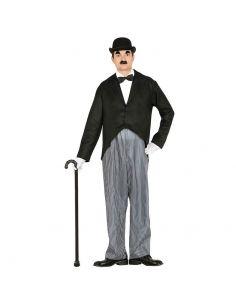 Disfraz de Charlie Chaplin para adulto Tienda de disfraces online - venta disfraces