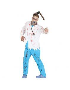 Disfraz Doctor Zombie Adulto Tienda de disfraces online - venta disfraces