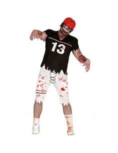 Disfraz de Quarterback Zombie adulto Tienda de disfraces online - venta disfraces