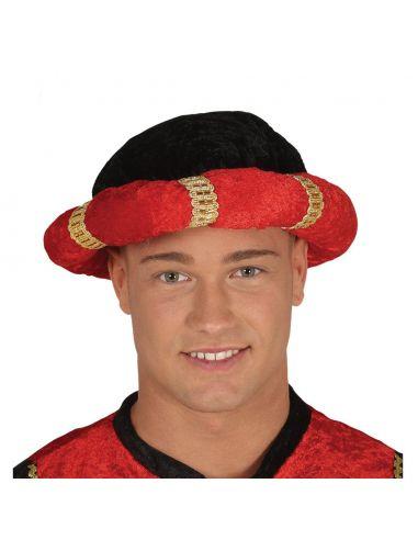 Turbante Rojo Tienda de disfraces online - venta disfraces