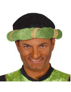 Turbante Verde Tienda de disfraces online - venta disfraces