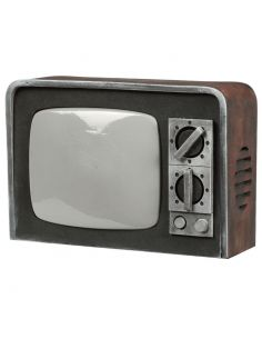 Televisión antigua con luz y sonido Tienda de disfraces online - venta disfraces
