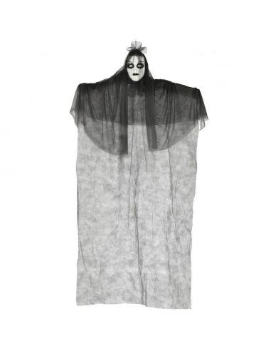 Colgante vampira con luz y sonido Tienda de disfraces online - venta disfraces
