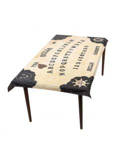 Mantel con tablero de ouija y posavasos Tienda de disfraces online - venta disfraces