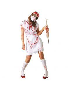 Disfraz Enfermera Zombie adulta Tienda de disfraces online - venta disfraces