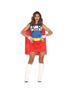 Disfraz de Beerwoman para chica Tienda de disfraces online - venta disfraces