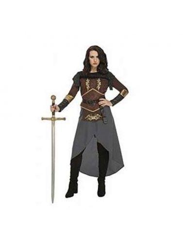 Disfraz Guerrera Warrior adulta Tienda de disfraces online - venta disfraces