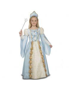 Disfraz Reina azul para niña Tienda de disfraces online - venta disfraces