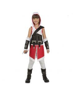Disfraz Justiciera Blanca para niña Tienda de disfraces online - venta disfraces
