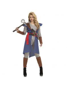 Disfraz Justiciera Azul adulta Tienda de disfraces online - venta disfraces