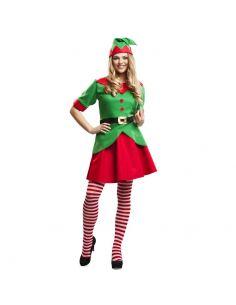 Disfraz de Elfa adulta
