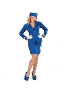 Disfraz Azafata de vuelo en XL Tienda de disfraces online - venta disfraces