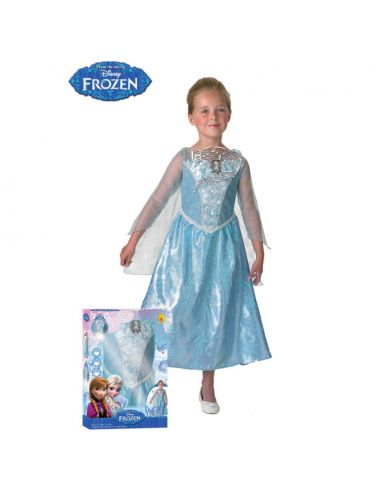 Disfraz Princesa Elsa Tienda de disfraces online - venta disfraces