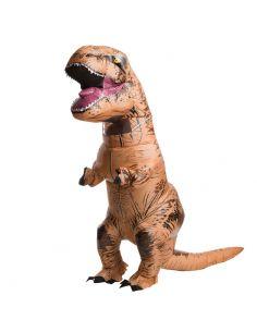 Disfraz Tiranosaurio hinchable adulto Tienda de disfraces online - venta disfraces