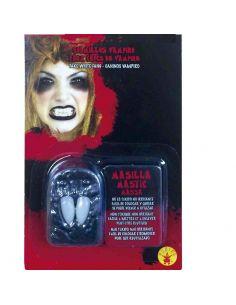 Colmillos de vampiro Tienda de disfraces online - venta disfraces