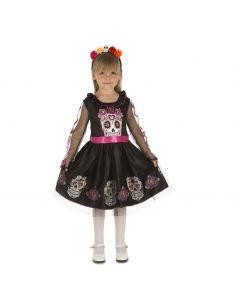 Disfraz de Calaverita para Niña Tienda de disfraces online - venta disfraces
