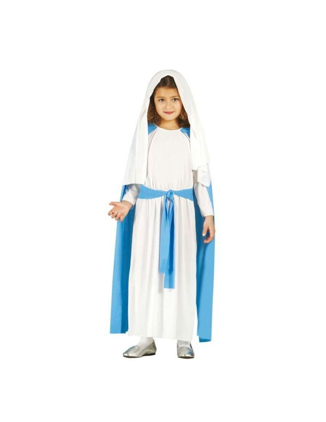 Disfraz virgen mar a para ni a tienda de disfraces - Disfraz navideno nina ...
