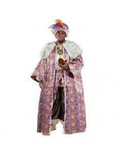 Disfraz de Rey Baltasar de Lujo