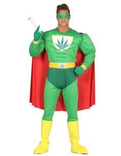 Disfraz Superhéroe Marihuana Tienda de disfraces online - venta disfraces
