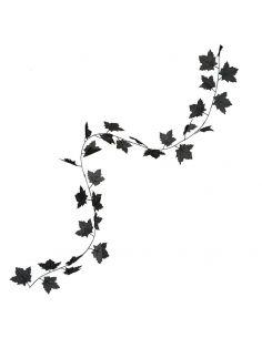 Guirnalda hojas negras Tienda de disfraces online - venta disfraces