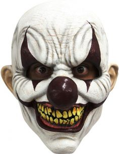 Máscara Payaso Chomp Clown