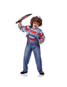 Disfraz Muñeco Diabólico infantil Tienda de disfraces online - venta disfraces
