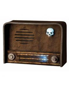 Radio Vintage con luz y sonido Tienda de disfraces online - venta disfraces