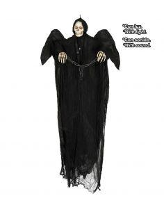 Decoración Esqueleto Colgante con Alas Tienda de disfraces online - venta disfraces
