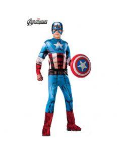 Disfraz Capitán América para niño Tienda de disfraces online - venta disfraces
