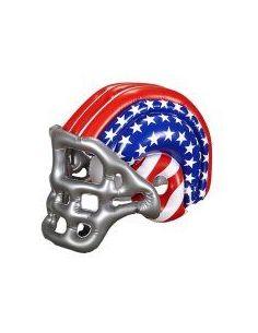 Casco de futbol americano inflable Tienda de disfraces online - venta disfraces