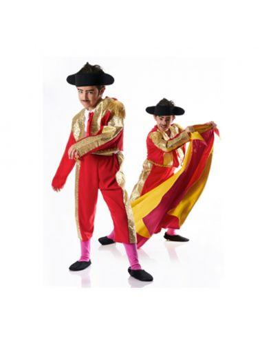 Disfraz de Torero infantil  44f8337fdb5