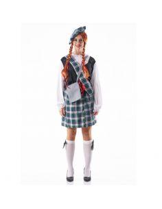 Disfraz Escocesa Adulta Tienda de disfraces online - venta disfraces
