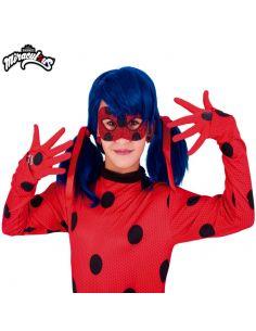 Guantes Ladybug Tienda de disfraces online - venta disfraces