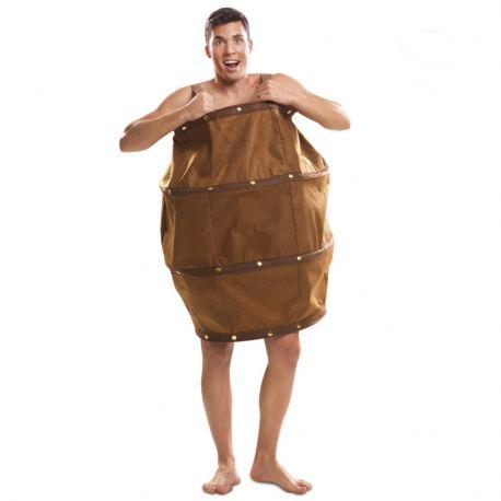 Disfraz de Barril Adulto Tienda de disfraces online - venta disfraces