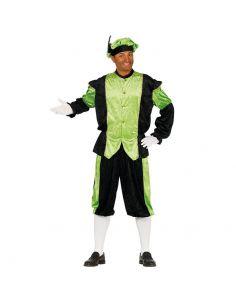 Disfraz Paje Verde adulto Tienda de disfraces online - venta disfraces