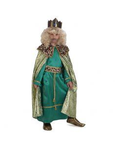 Disfraz Rey Gaspar Lujo Infantil