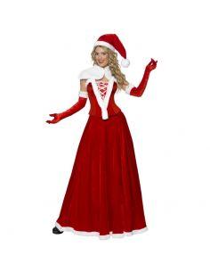 Disfraz Miss Santa Lujo Tienda de disfraces online - venta disfraces