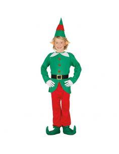 Disfraz de Elfo niño