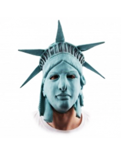 Máscara Estatua de la Libertad Tienda de disfraces online - venta disfraces