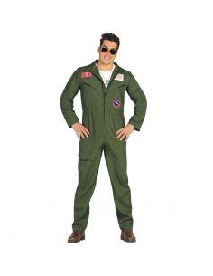 Disfraz de piloto de caza adulto Tienda de disfraces online - venta disfraces