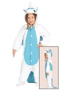 Disfraz de Unicornio azul infantil Tienda de disfraces online - venta disfraces