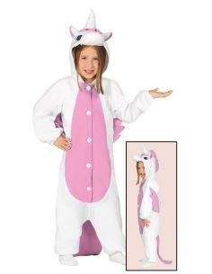 Disfraz de Unicornio Rosa infantil Tienda de disfraces online - venta disfraces