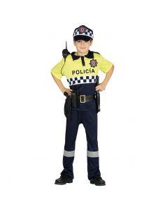Disfraz Policía Local Infantil Tienda de disfraces online - venta disfraces